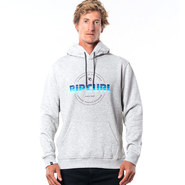 SWEAT A CAPUCHE RIP CURL CIRCLE GRIS