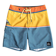 BOARDSHORT QUIKSILVER EVERYDAY DIVISION 16 JUNIOR BLEU