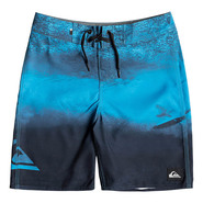 BOARDSHORT QUIKSILVER EVERYDAY HEAVEN 17 JUNIOR BLEU