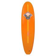 SURF EZI RIDER SOFTBOARD 7.0 ORANGE