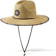 CHAPEAU DAKINE PINDO STRAW HAT ABSTRACT PALM
