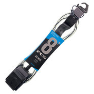 LEASH FCS BIG WAVE ESSENTIAL LEASH COAL