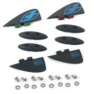 SET AILERONS F-ONE UNIBOX