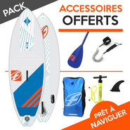 SUP GONFLABLE F-ONE MATIRA FREE WAVE LW