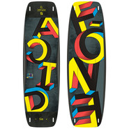 F-ONE ACID HRD CARBON 2017 132 x40