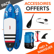 SUP GONFLABLE FANATIC FLY AIR STRINGER 10.4 2018