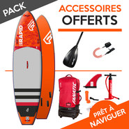 SUP GONFLABLE FANATIC RAPID AIR TOURING 2017