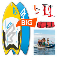 SUP GONFLABLE FANATIC FLY AIR XL 2017