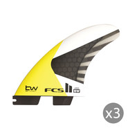 DERIVES FCS II BW KITE PCC SET DE 3