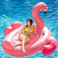 FLAMANT ROSE GONFLABLE GEANT INTEX 56288