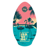 SKIM SLIDZ WOOD 37 FLORIDA ROSE