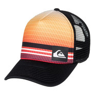 CASQUETTE QUIKSILVER FOAMBITION ORANGE