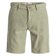 SHORT QUIKSILVER GREENWOOD CUTTY VERT