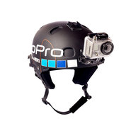 FIXATION FRONTALE GOPRO POUR CASQUE
