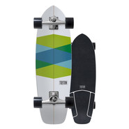 LONGBOARD GREEN GLASS TRITON BY CARVER 32.50