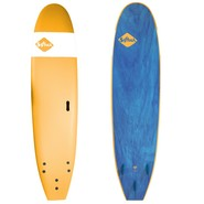 SURF SOFTECH HANDSHAPED FB 7.6 BLUE