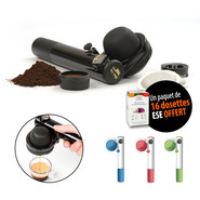CAFETIERE EXPRESSO PORTABLE HANDPRESSO PUMP POP