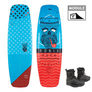 PACK WAKEBOARD RONIX HIGHLIFE 2019 + KINETIK