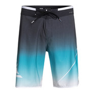 BOARDSHORT QUIKSILVER HIGHLINE NEW WAVE 20 NOIR / BLEU