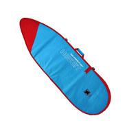 HOUSSE HYBRID POUR SURF HOWZIT BLEU ROUGE