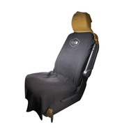 HOUSSE VOITURE ALL IN LIGHT SEAT COVER BLACK WAFFLE/OCRE