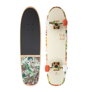 SKATE CRUISER GLOBE BRUISER 29 OFF WHITE JUNGLE