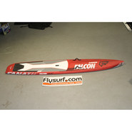 STAND UP PADDLE OCCASION FANATIC 2016 FALCON CARBON FLATWATER 12\