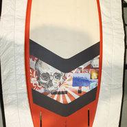PLANCHE DE KITESURF OCCASION CABRINHA 2016 SURF PHENOM 5.8 NUE