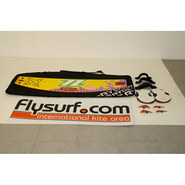 PLANCHE DE KITESURF OCCASION RADICAL SPEED 134 X31.5 COMPLETE