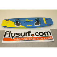 PLANCHE DE KITESURF OCCASION F ONE 2016 NEXT 150 x 48 complete
