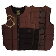 GILET WAKE LIQUID FORCE FLEX COMP BROWN