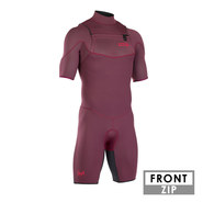 SHORTY ION ONYX ELEMENT SS 2/2 FZ DL 2019 ROUGE