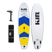 SUP GONFLABLE KIN 10.2 LIGHT TEC YELLOW 2017