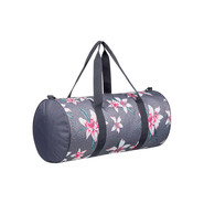 SAC DE VOYAGE ROXY KIND OF WAY 35L CHARCOAL HEATHER FLOWER FIELD