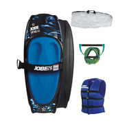 KNEEBOARD JOBE STREAK BLUE PACKAGE