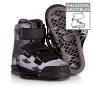 CHAUSSES WAKEBOARD LIQUID FORCE HOOK 6X 2020