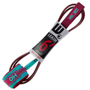 LEASH SURF HOWZIT BURGUNDY