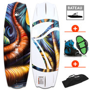 PACK WAKEBOARD LIQUID FORCE TRIP 2018 + INDEX