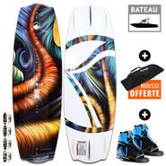 PACK WAKEBOARD LIQUID FORCE TRIP + INDEX 2017