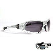 LUNETTES MORMAII FLOATER BLACK CLEAR