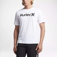 LYCRA HURLEY ONE AND ONLY BLANC