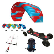 PACK PETER LYNN LYNX + MOUNTAINBOARD SIDE ON EASY RIDE