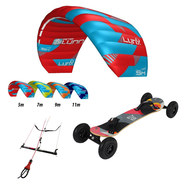 PACK PETER LYNN LYNX + MOUNTAINBOARD KHEO FLYER