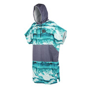 PONCHO MYSTIC ALLOVER MINT
