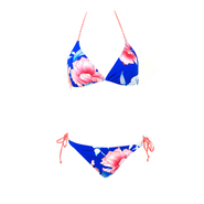 MAILLOT DE BAIN RIP CURL INFUSION FLOWER TRI SET BRILLIANTBLUE
