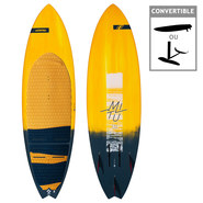 SURF F-ONE MITU PRO FLEX CONVERTIBLE FOIL 2019