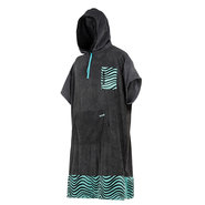 PONCHO MYSTIC ALLOVER MENTHE