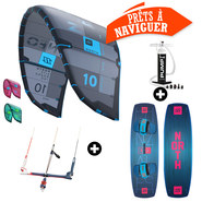 PACK KITESURF NORTH NEO + GONZALES 2018