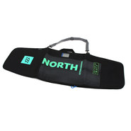 HOUSSE NORTH SINGLE BOARDBAG TWINTIP 2018 NOIRE