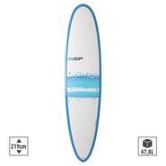 SURF NSP FUNBOARD HDT BLEU